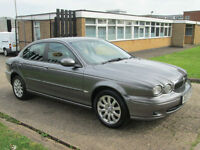 2007 07-REG Jaguar X-TYPE 2.0D S. SALOON. CHEAPEST DIESEL FACELIFT IN UK. PX