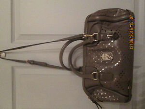 purses and women's sandals