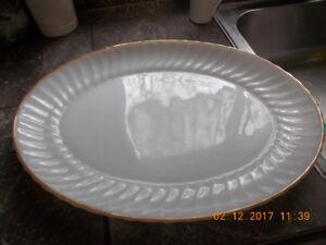 pyrex milk glass