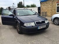 2001 Scoda Octavia 2.0 laurin+klement AUTOMATIC