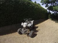 200cc buyang ATV $625 obo