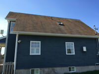 Cleaning Moss, Mildew, Rust, Deck, Roof and Siding