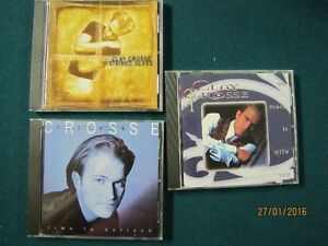 Set of 3 Clay Crosse CDs