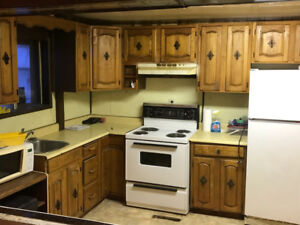 SHORT-TERM Rental $850.00 per month complete house fenced yard