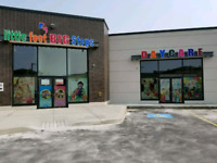 One of the biggest daycare/childcare in fort Saskatchewan