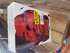 Dexter The Complete Series Blu-Ray - NEW