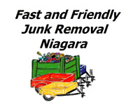 Happy Hauling Junk Removal- Your junk is our business -Niagara