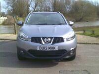 Nissan Qashqai n-tec 1.6 dCi 130PS (grey) 2012