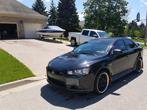 2010 mitshibish lancer ralliart turbo