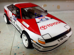 Kyosho pure ten alpha GP