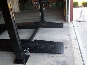 Car lift - Hoist 9000 lbs 4 post lift storage lift Regina Regina Area image 7