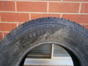 245/70r16 tire off dodge dakota Cambridge Kitchener Area image 1