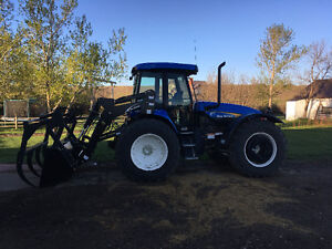 New Holland TV6070 Bi-Directional Tractor