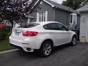 2012 BMW X6 SUV, Crossover