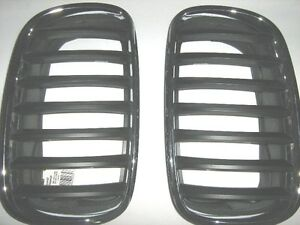 BMW BLACK GLOSSY GRILLE GRILL