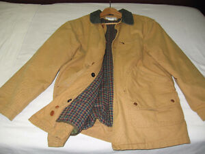 L.L. Bean Original Field Coat with Removable Liner, Size Large Gatineau Ottawa / Gatineau Area image 1
