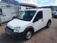 2004 FORD TRANSIT CONNECT VAN IN SUPERB CONDITION NO VAT CHEAP BARGAIN VAN!!!!