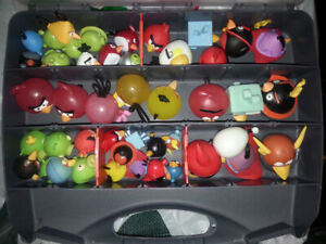Angry Birds  figurines