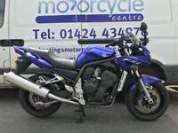 Yamaha Fazer 1000 / FZ1 / FZS1000 / Nationwide Delivery / Finance