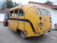 1940 ford school bus