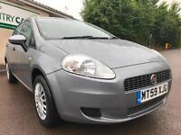 2009 Fiat Grande Punto 1.4 8v Active 5dr