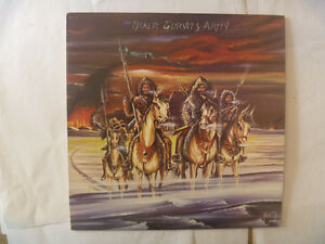 The BAKER GURVITZ ARMY LPs - 3 to choose from