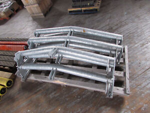 Galvanized Conveyor Roller Carrier