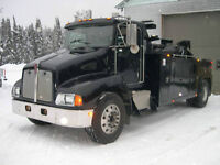towing kenworth t300 2005