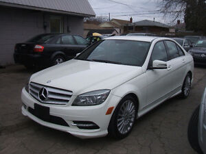 2011 Mercedes C-250 4Matic - Low Kms