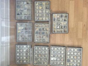 Minéraux pierres de collections édition Atlas