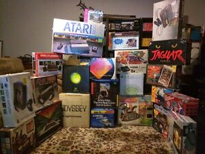 LOOKING FOR: Game Console Boxes