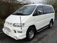 2006 Mitsubishi Delica 3000 ACTIVE FIELD CRYSTAL ROOF 4dr