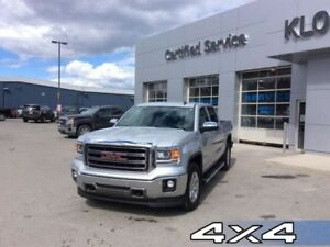 2014 GMC Sierra 1500 SIERRA K1500 SLT  - Leather Seats