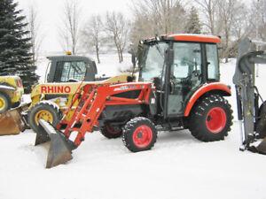 Kioti DK35SE Compact Tractor