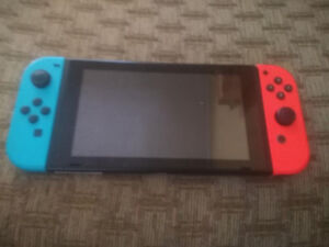 Nintendo Switch + Games and Accessories