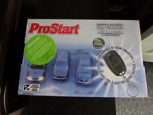 PROSTART CT-3271 - REMOTE CONTROL CAR STARTER - NEW IN BOX