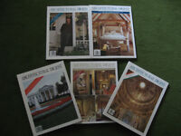Great Reading --- Architectural Digest