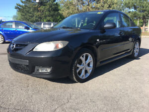 2007 Mazda Mazda3 GT Safety Only $4295