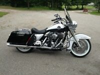 Trade Road King for a Street Glide
