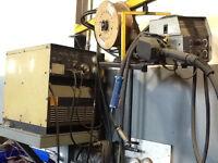 **HOBART MIG 350 WELDING MACHINE FOR SALE**