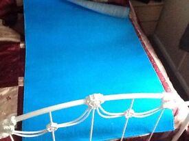 Rug 100 x 150 cm Turquoise