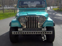 Jeep CJ7 1984 Antique