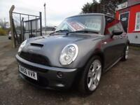 2006 Mini Hatchback 1.6 Cooper S 3dr, Full main dealer history,2 keys,Warrant...
