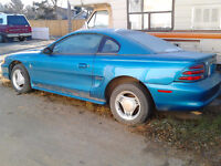 1985 Ford Mustang project car for sale