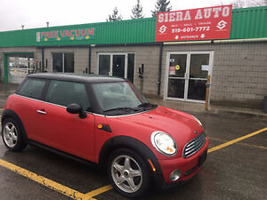 2008 MINI COOPER Classic Coupe (2 door)**2 SETS OF TIRES** I