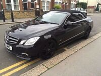 Immaculate Mercedes E350 CDI Convertible Automatic