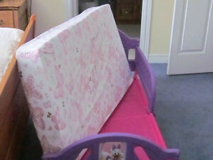 Toddler's Bed with mattress
