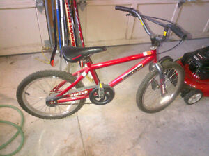 Boys Supercycle Bike - Excellent Condition