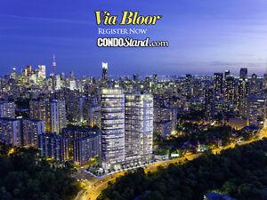 VIA BLOOR CONDOS BY TRIDEL Sherbourne & Bloor ( VIP ACCESS HERE
