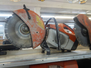 concrete saw for sale at the 689r new and used tool store
